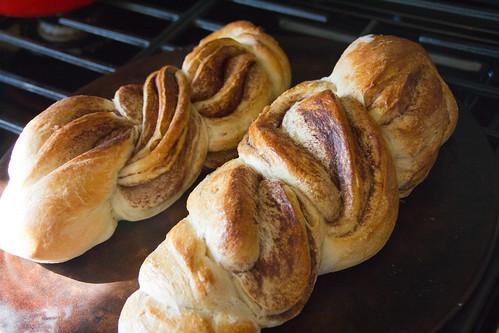 Cinnamon Twist Bread