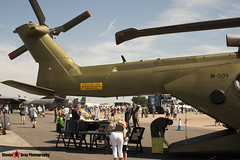 M-509 - 50148 512009 DEN09  - Danish Air Force - Agusta Westland EH-101 Mk512 Merlin Joint Supporter - Fairford RIAT 2006 - Steven Gray - CRW_1753