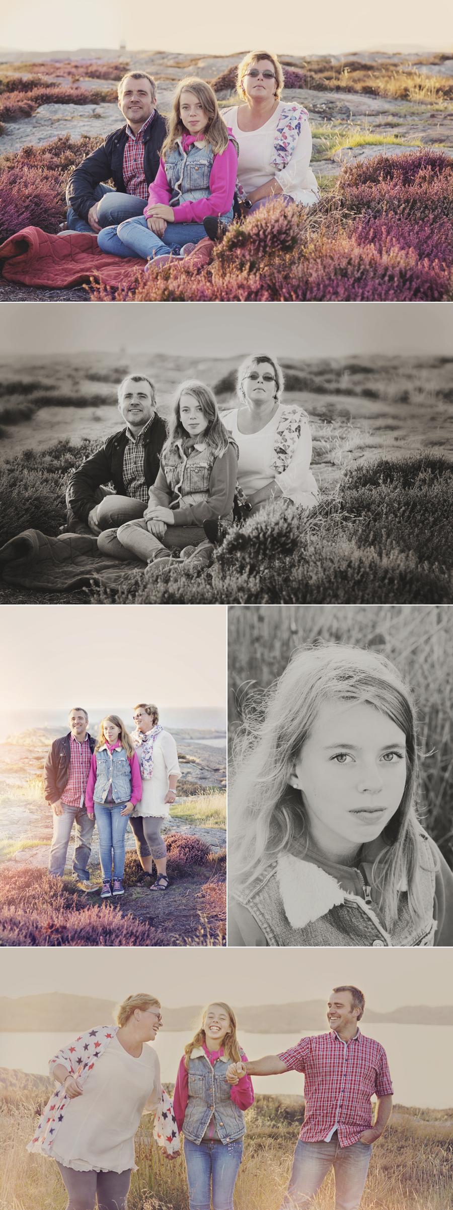Familjefotografering Rydbergs