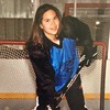 1999 or 2000 or thereabouts. Before I discovered makeup and was still kind of a tomboy... when I still had braces... and when I played hockey every week. #tbt