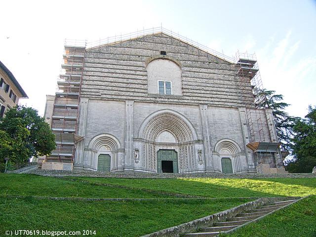 Todi - San Fortunato