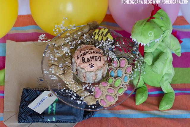 Cuarto Cumpleaños de Romeo