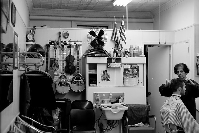 Barber Shop - Astoria NY