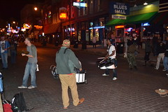 001 Beale Street Drumline