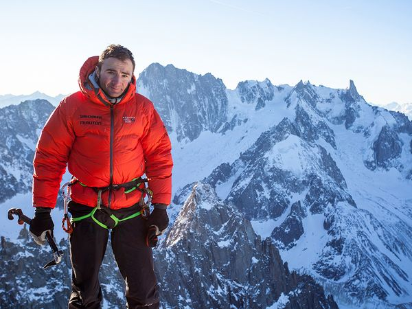 O Ueli Steck | Photo (c) Jonathan Griffith