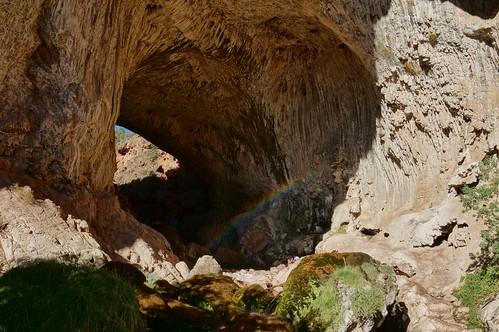 arizona rainbow naturalbridge tontonaturalbridge tontonaturalbridgestatepark turtleslava2014