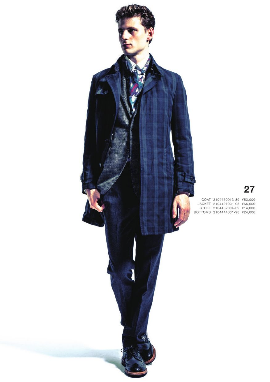 KENT & CURWEN AW14_022Harry Chatfield