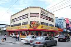 Churchs Fried Chicken Port of Spain Trinidad
