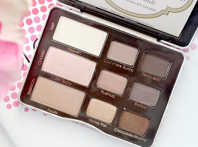 Too Faced Natural Eyes Palette, Too Faced Natural Eyes Palette Review, Neutral Eyeshadow Palette, Too Faced Cosmetics, Too Faced Eyeshadows, Too Faced Natural Eyes Palette Review and Swatches