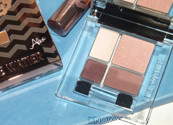 Lise Watier Alex Collection- Alex Eyeshadow Quartet  (2)