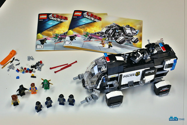 LEGO 70815: Step 6 Put Togehter