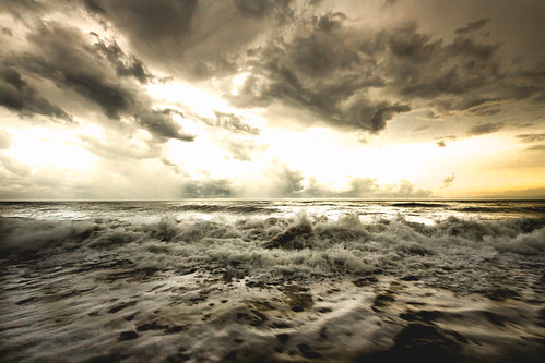 ocean sun storm water clouds canon nc waves topsail dctalk