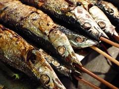 smoked fish, fish, fish, seafood, pacific saury, sauries, capelin, food, dish, shishamo, cuisine,