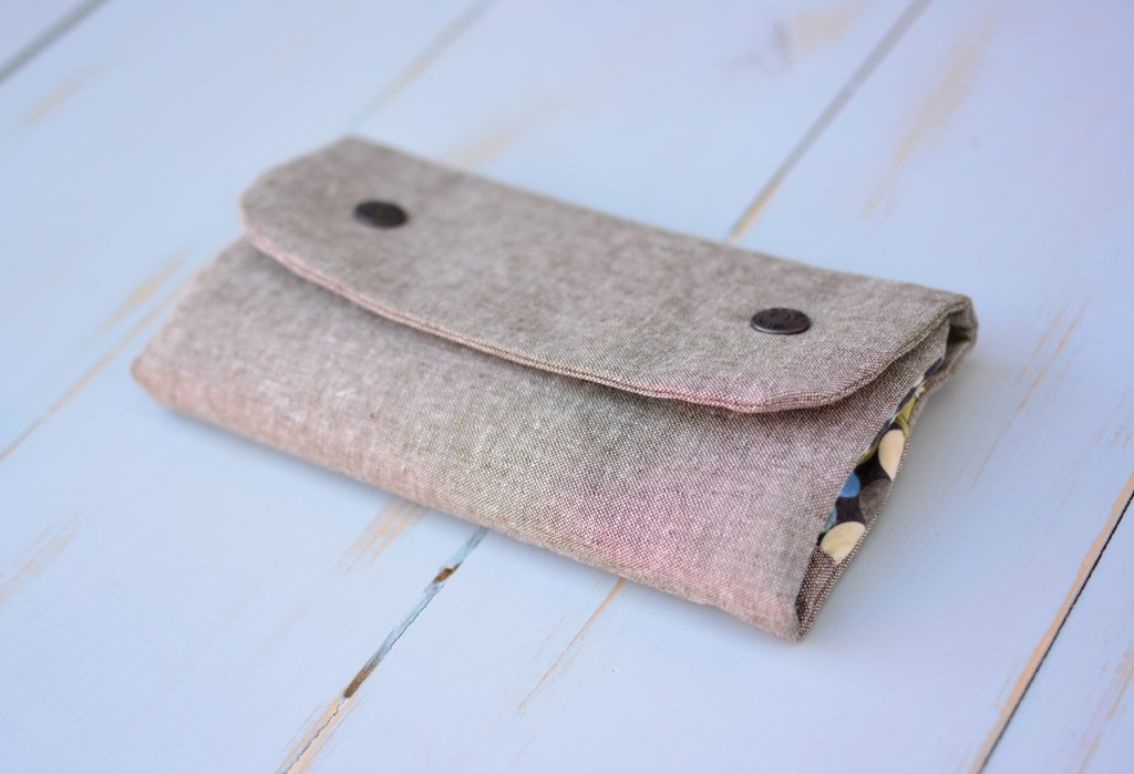 Travel Sewing Wallet
