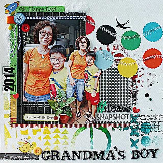 Grandmas-boy