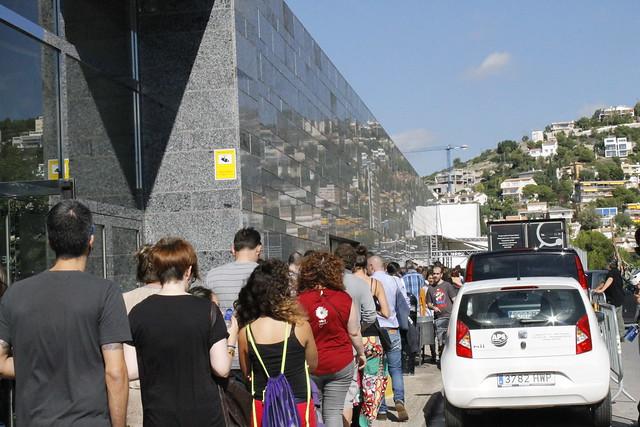 cola auditori #sitgesfestival #gremlins