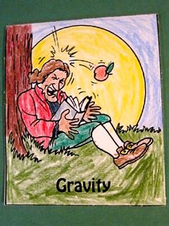 Gravity Mini Book