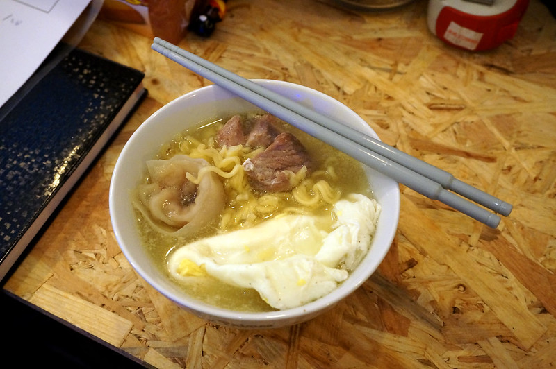 特色雞湯麵 (4)