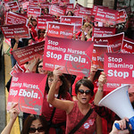 National Nurses Statement on New CDC Ebola Guidelines