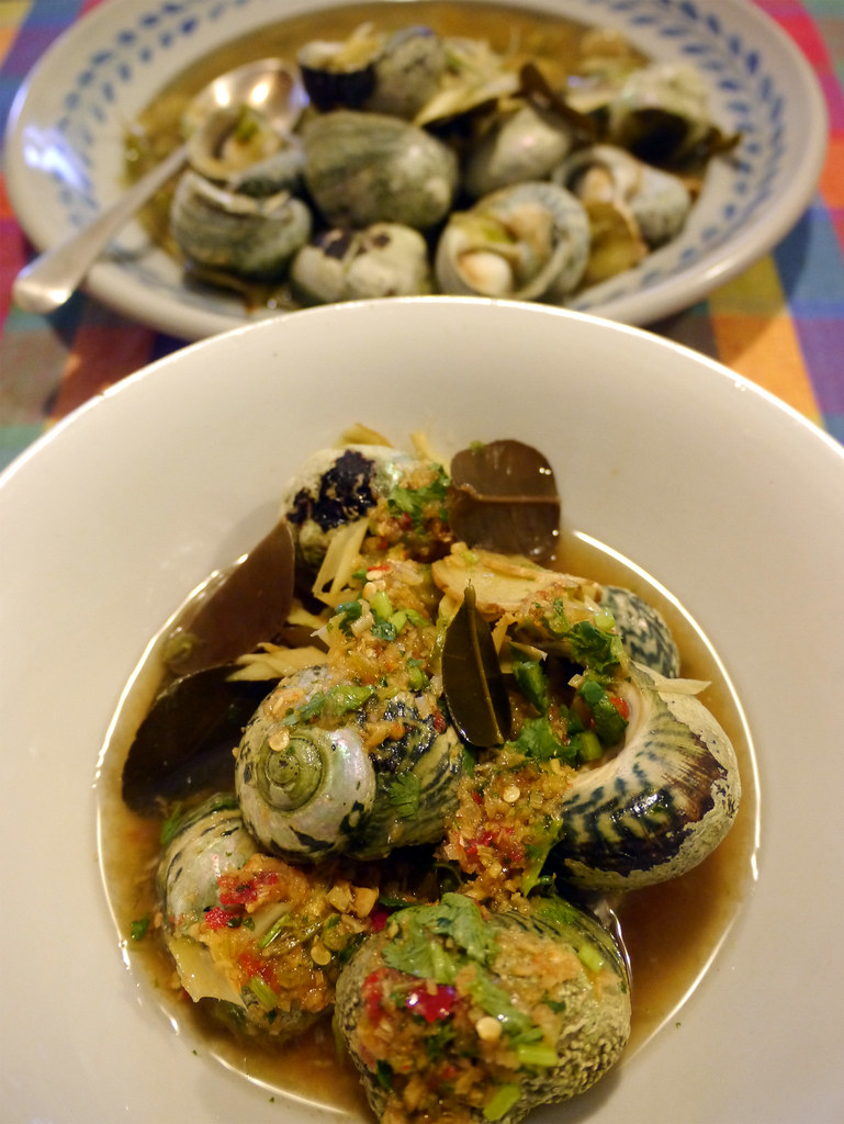 how to cook snails from a can