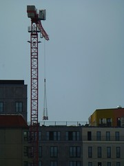 Cranes in Germany