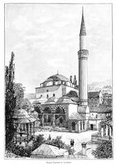 Sarajevo_Begova_Mosque_1900