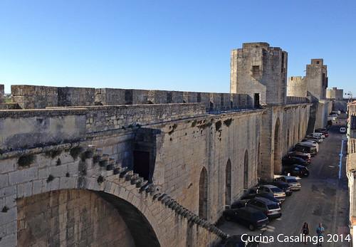 Aigues-Mortes Mauer 5