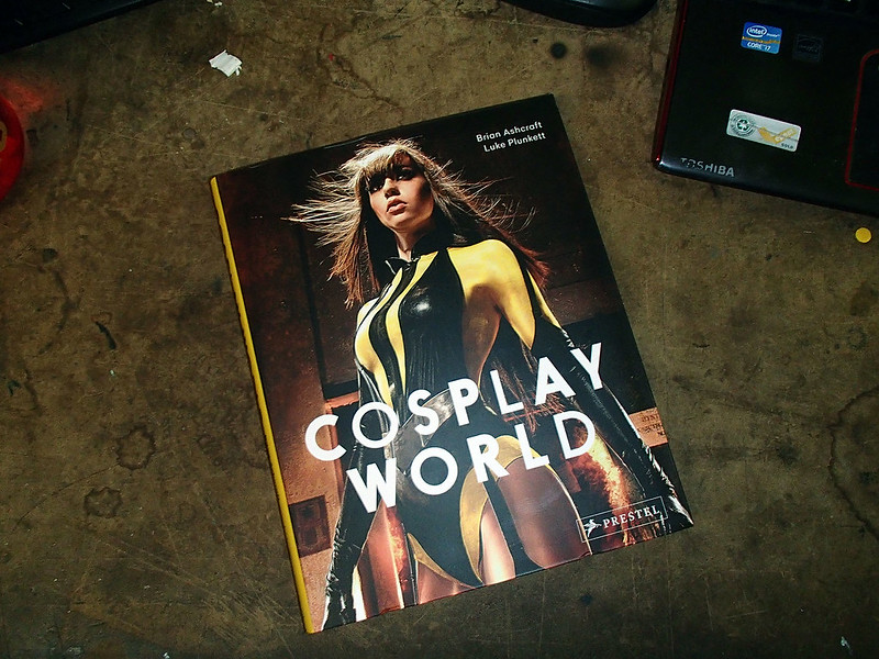 Cosplay World Cover