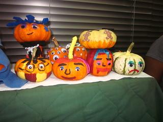 Pumpkin Painting (15)