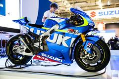 Intermot 2015 Motul Suzuki