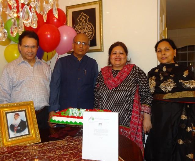 Sir Syed Day Celebration at Washigton DC
