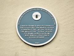 Photo of Blue plaque number 32896