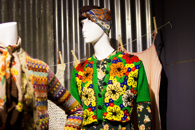 Fashion & Textile Musuem - Knitwear Chanel to Westwood exhibition