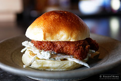 20141022-06-Crumbed chicken with ranch dressing at…