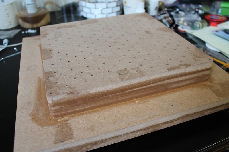 MDF Vacuum Table
