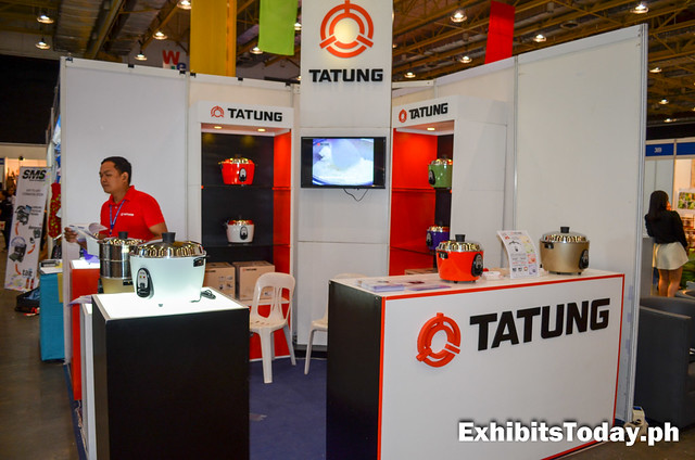 Tatung Exhibit Booth