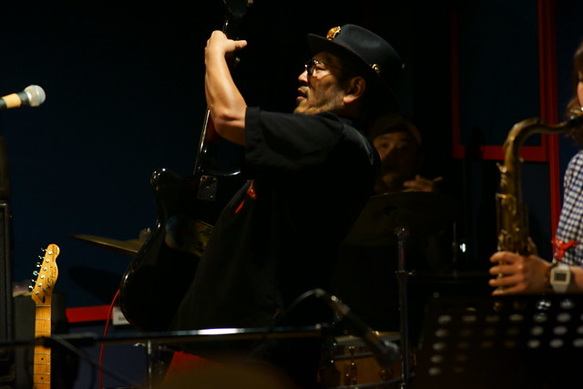blues live at Blue Heat, Tokyo, 24 Oct 2014. 113