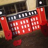 Homecoming wackiness on campus #youofa #wps #homecoming