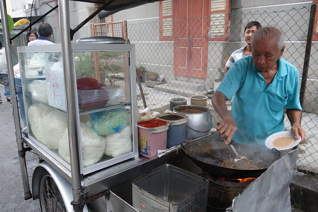 The legend behind Siam Road's Penang Char Kway Teow