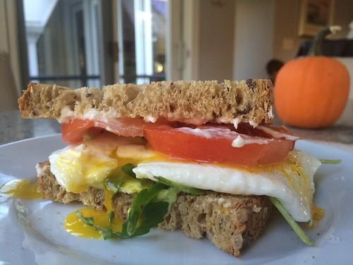 Spanglish Sandwich