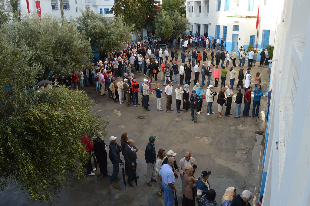 Tunisia's Elections Begin Smoothly Despite Sporadic Irregularities