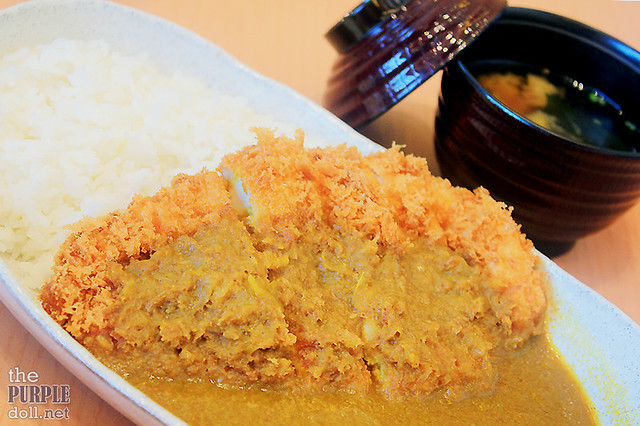 Curry Tenderloin Set (P425)