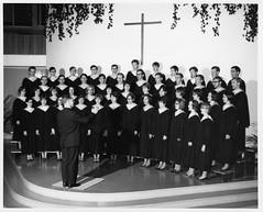 Goshen College Choir, undated