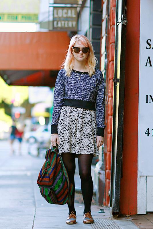 prints 24th Street, Quick Shots, San Francisco, street fashion, street style, women