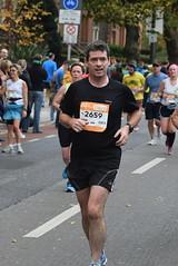 Dublin Marathon 2014 - FINISH