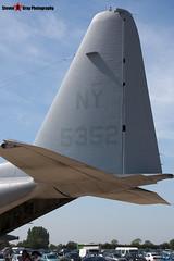 165352 352 NY - 382-5411 - US Marines - Lockheed Martin KC-130T Hercules L-382 - Fairford RIAT 2006 - Steven Gray - CRW_1362