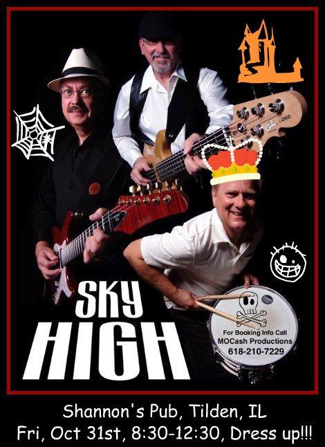 Sky High 10-31-14