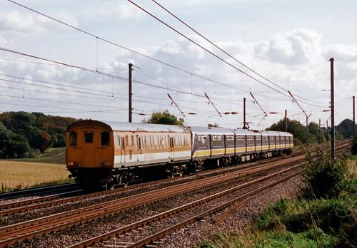harpenden railtrack mml midlandmainline class319 sandite 319434 977578 930078