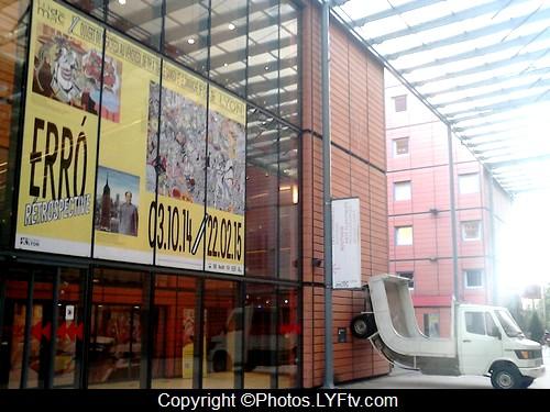 Exposition+Erro+Musée+Art+Contemporain+Lyon