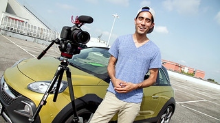 Opel #ADAMROCKS meets Zach King